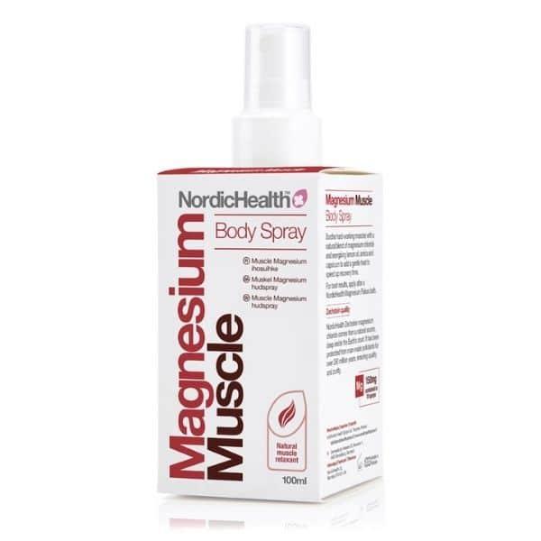 Magnesium Oil Recoverysuihke 100ml - Nordic Health