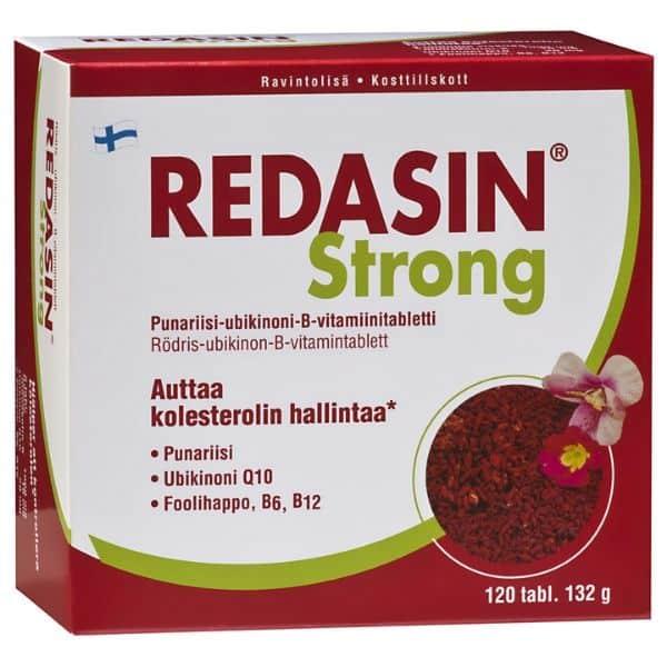 Redasin Strong 120 tablettia - Hankintatukku