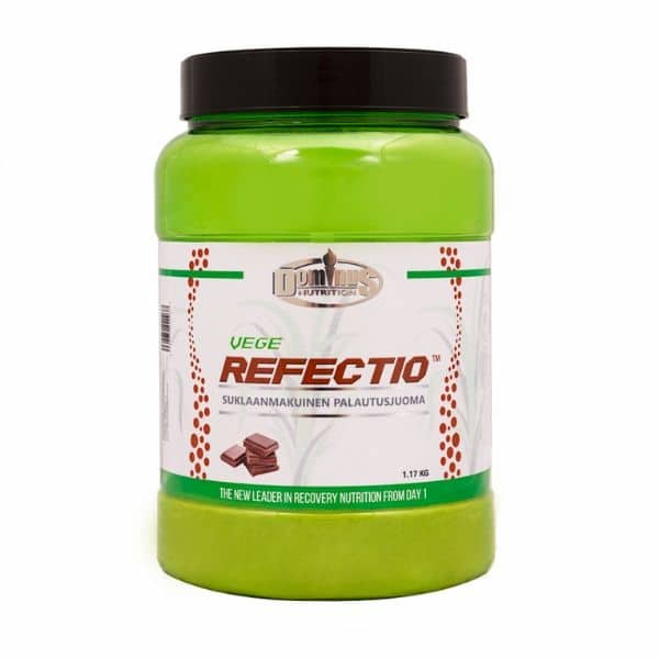 Refectio Vege suklaa 1,17kg - Dominus nutrition
