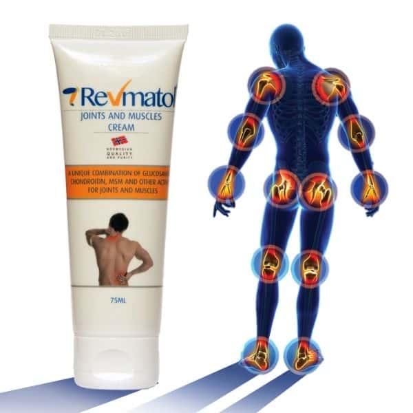 Revmatol lihas ja nivelvoide
