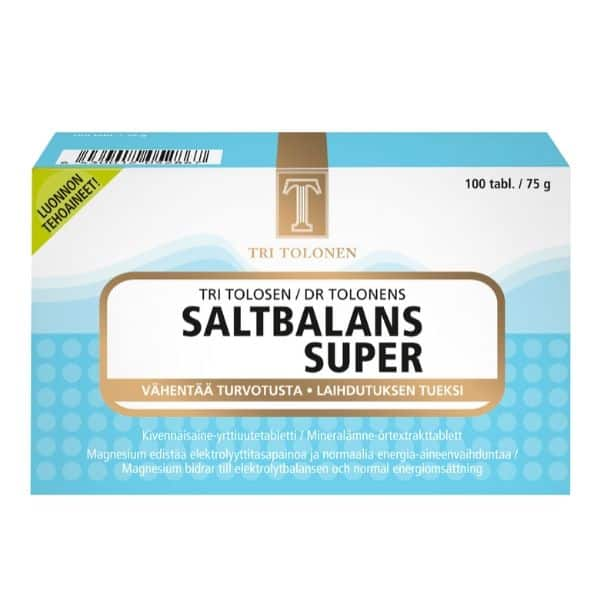 SaltBalans Super 100 tabl