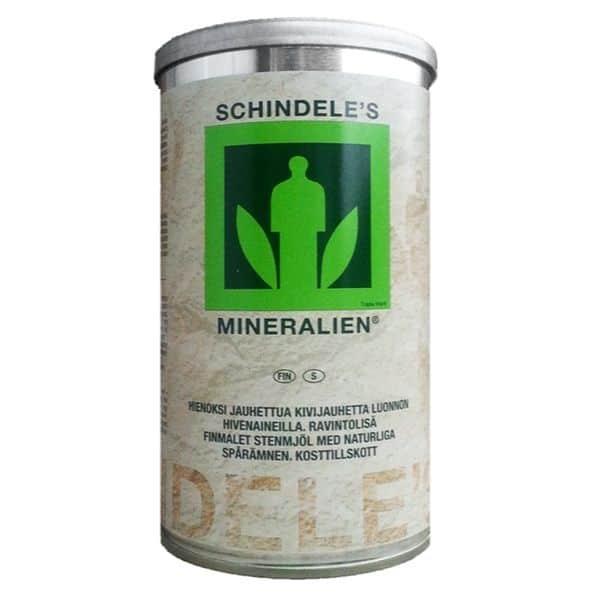 Schindele`s mineralien