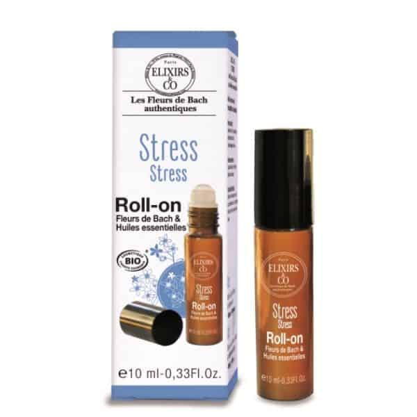 Stress roll-on