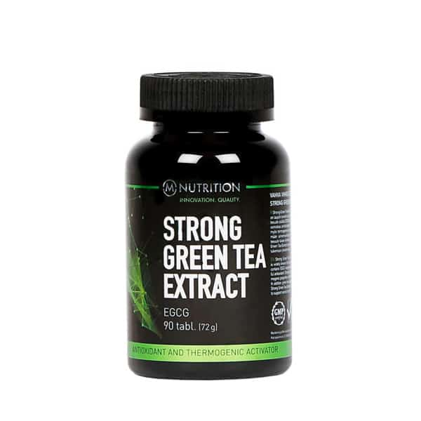 Strong green tea extract 90tabl.