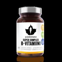 Super Complex B-vitamiini 60kaps – Puhdistamo