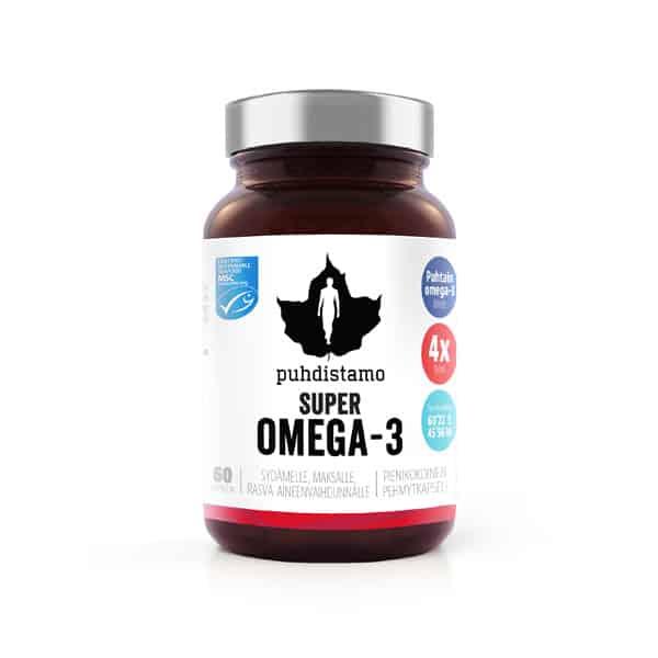 Super Omega-3 60 kaps.