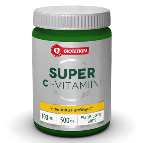 Super-C 100 tabl - Bioteekki