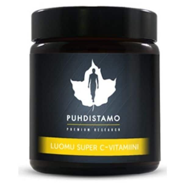 Super C-vitamiini Amla 50 g Puhdistamo