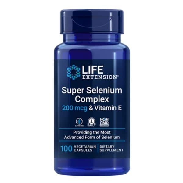 Super Selenium Complex 200ug 100 kaps.