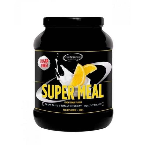 Supermass nutrition super meal 1 kg lemon yoghurt