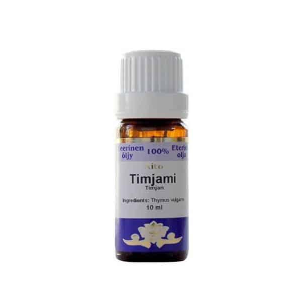 Timjami, eteerinen öljy 10ml - Frantsila