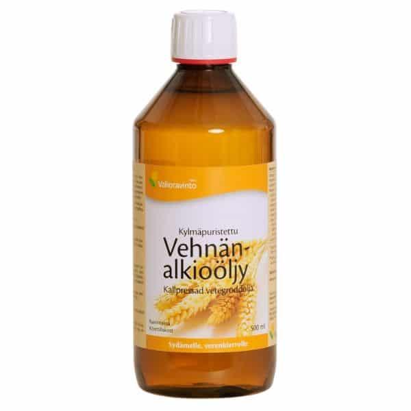 Vehnänalkioöljy 500ml - Bertil`s Health