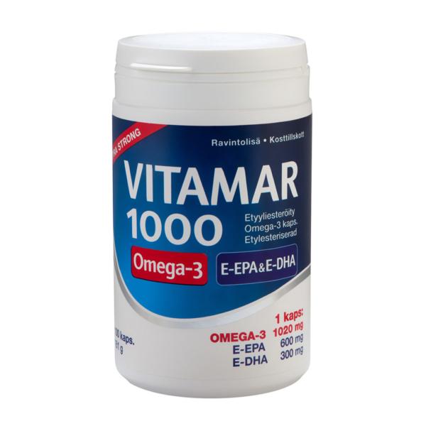 Vitamar 1000 100 kaps – Hankintatukku