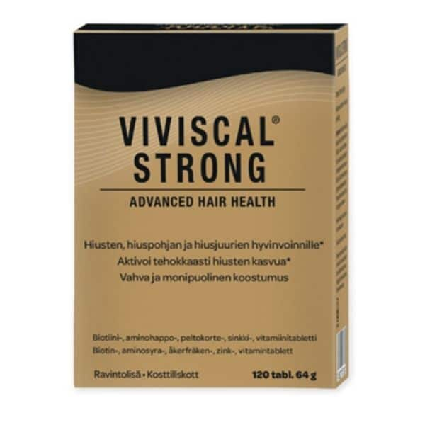 Viviscal strong 120 tabl - Bertil`s health