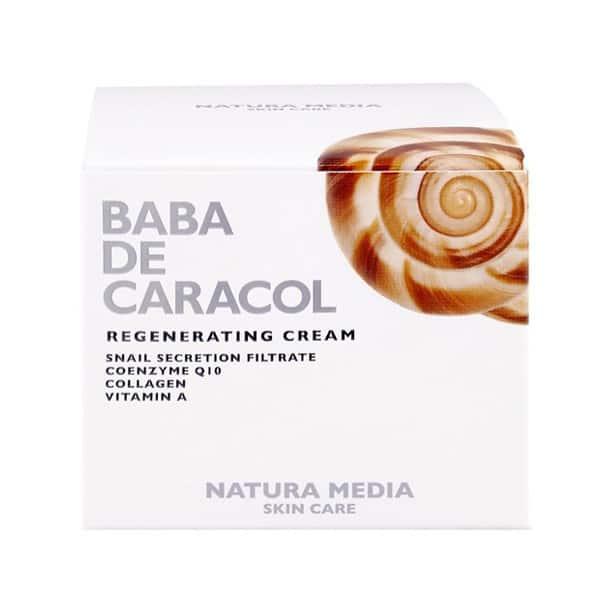 Baba De Caracol Regenerating Cream 100 ml - Natura