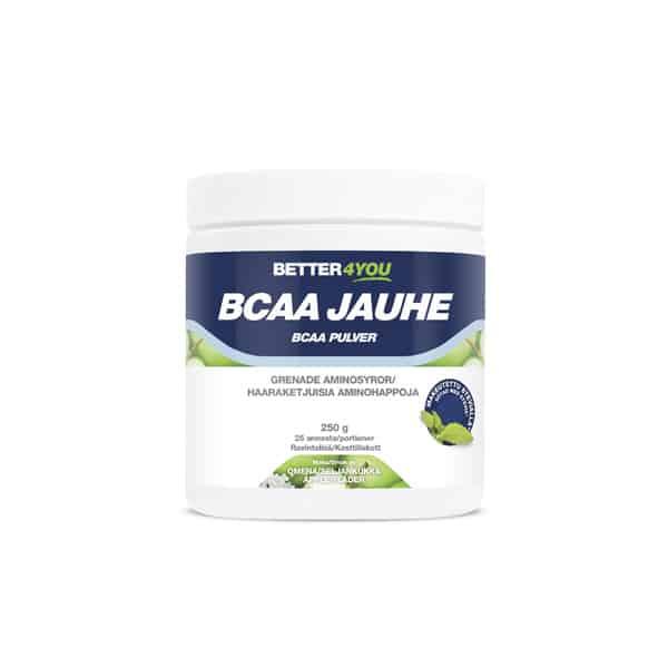 BCAA Jauhe Omena-Seljankukka 250g