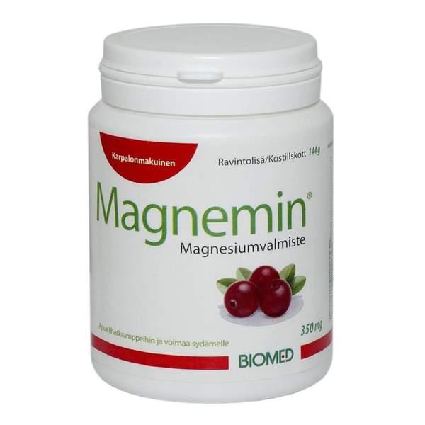 Magnemin 350mg 90tabl Biomed