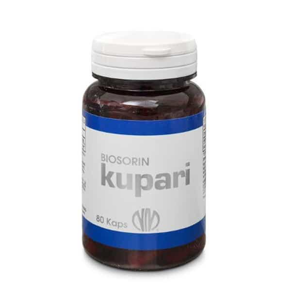 Biosorin Kupari 80 kaps.