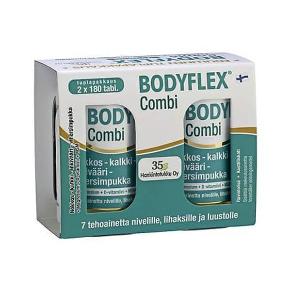 Bodyflex combi tuplapakkaus