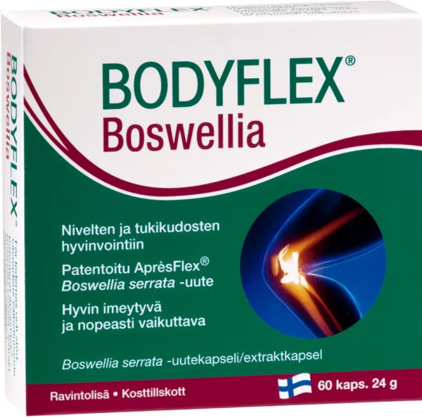 Bodyflex Boswellia 60kaps - Hankintatukku