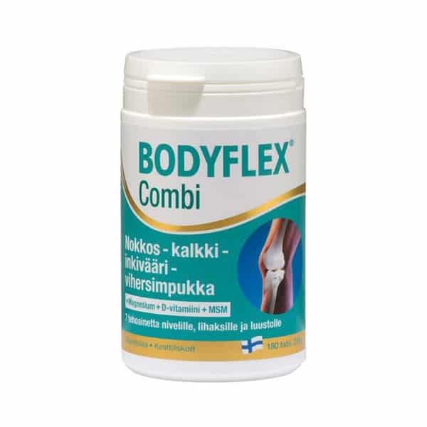 Bodyflex Combi 180tabl - Hankintatukku