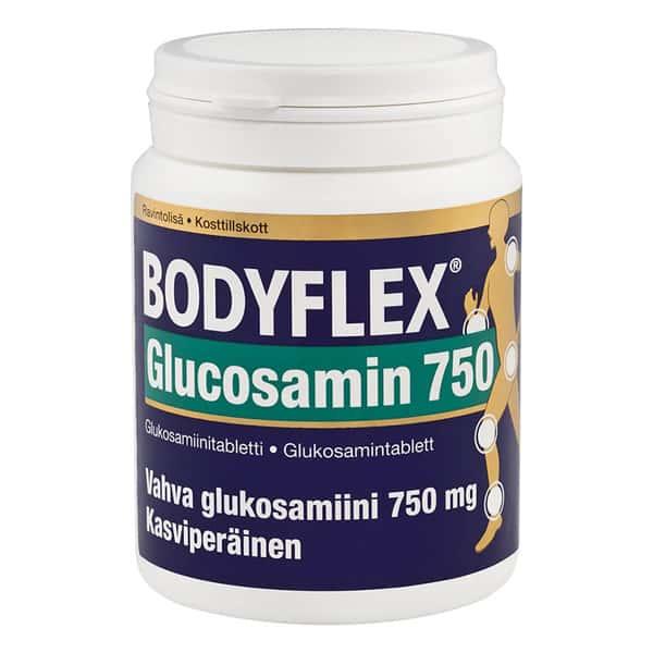 Bodyflex Glucosamin 800 mg 140 tabl