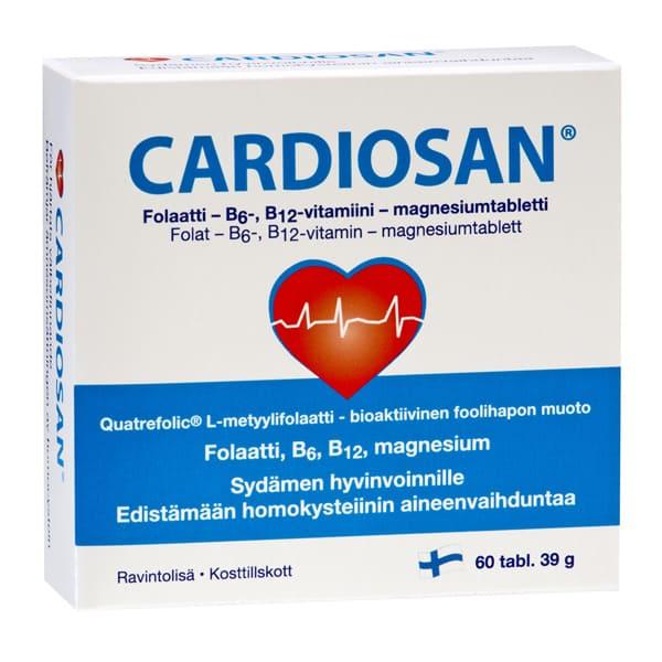 Cardiosan 60 tabl