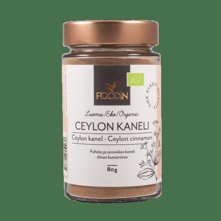 foodin Ceylonin kaneli 80g