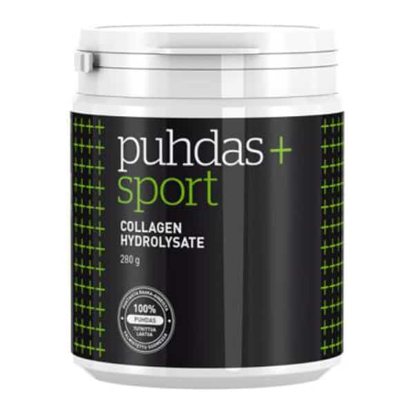 Sport collagen hydrolysate 260g - Puhdas+