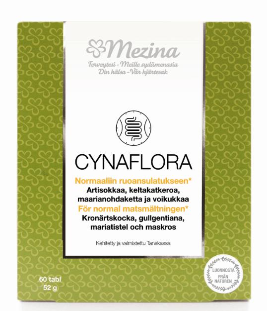 Cynaflora 60 tabl. 52g