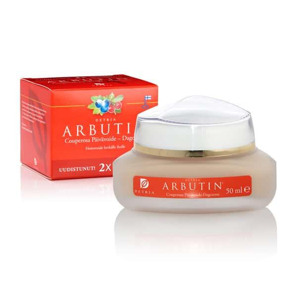 Arbutin Couperosa Päivävoide 50 ml