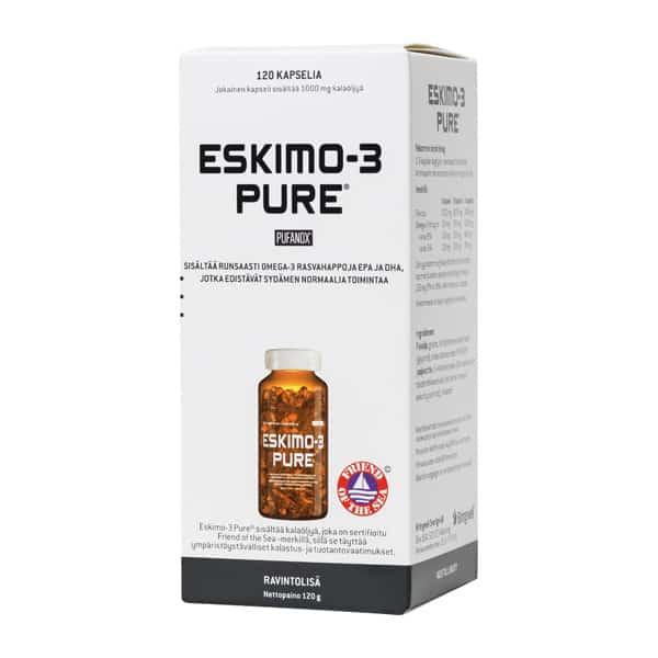 Eskimo-3 Pure 120 kaps