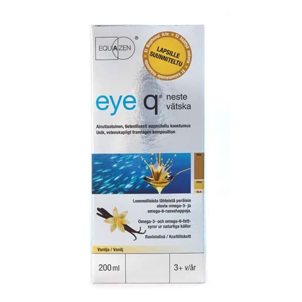 Eye Q 200ml neste (omega-3 öljy) - Harmonia