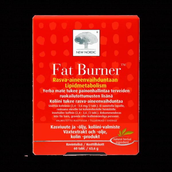 Fat Burner 60 tabl - New Nordic
