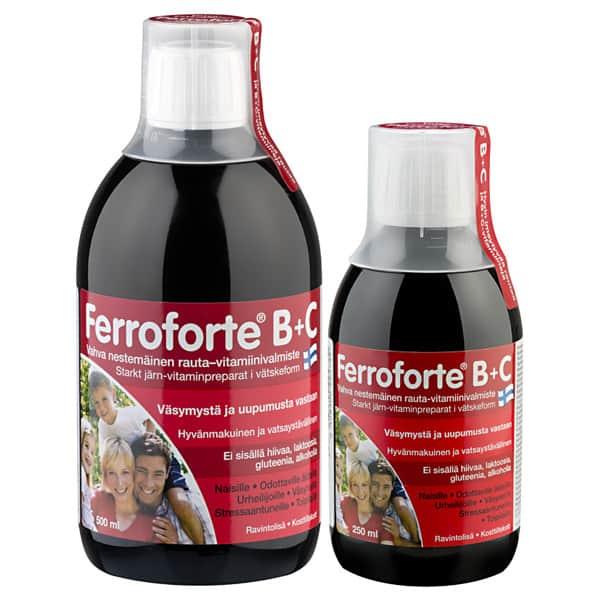 Ferroforte B+C 500ml