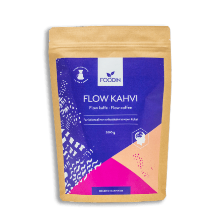 FLOW-kahvi pienpaahtimon kahvi 200g