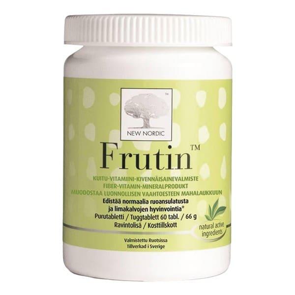 Frutin 60 tbl - New Nordic Oy