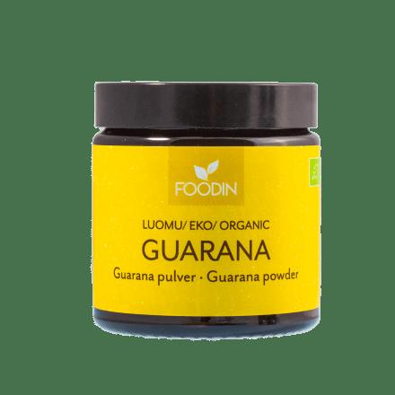 Guarana-jauhe luomu 50g