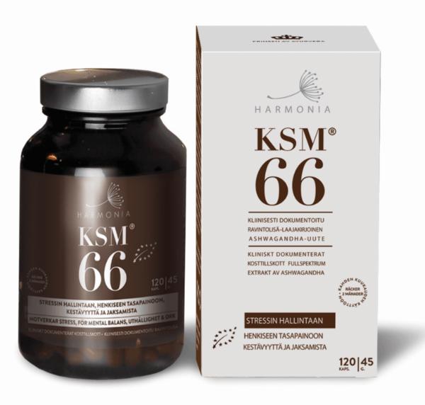 KSM66 120kaps.
