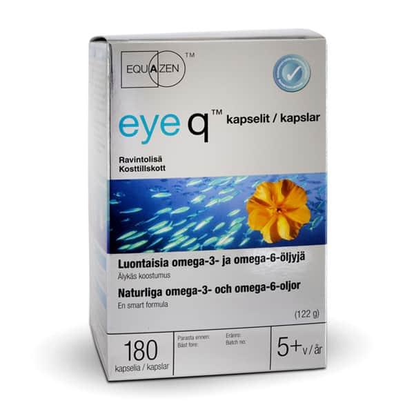 Eye Q kapselit 180kaps - Harmonia