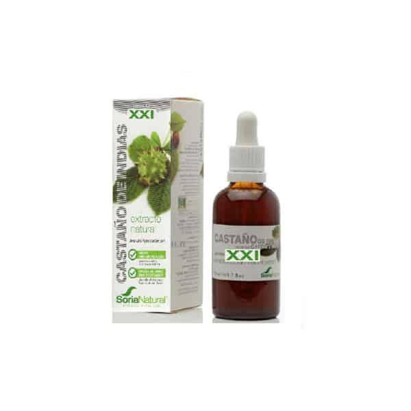 Hevoskastanja uute 50 ml - Soria Natural
