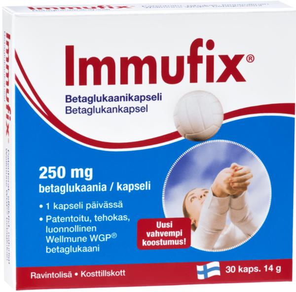 Immufix 30kaps.