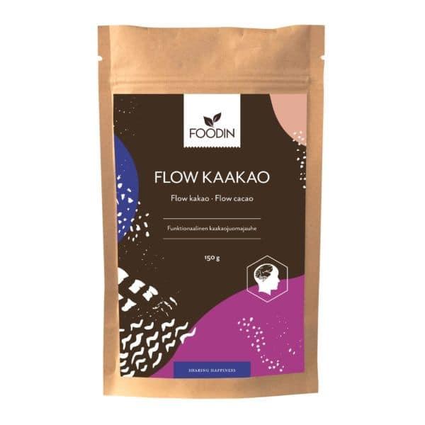 Foodin Flow-kaakaojuomajauhe 150g