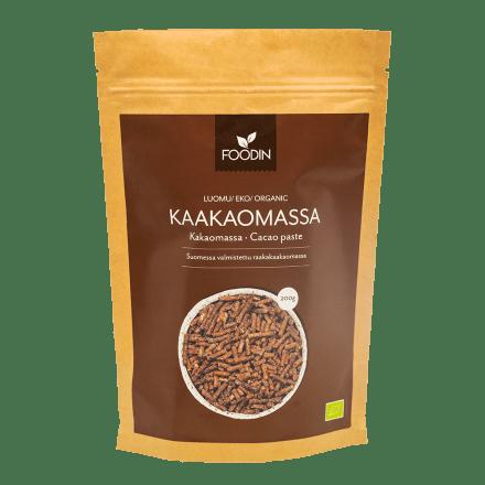 foodin Kaakaomassa 200g
