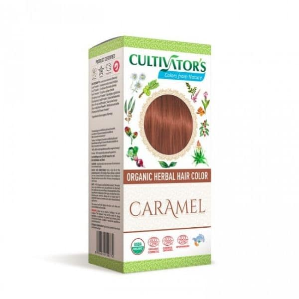 Kasvihiusväri Caramel 100g - Cultivators