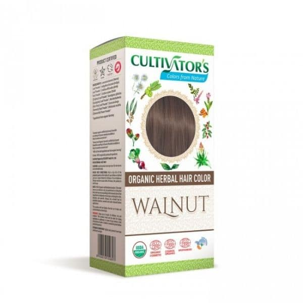 Kasvihiusväri Walnut 100g - Cultivators