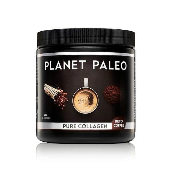 Kollageenikahvi 213g - Planet Paleo