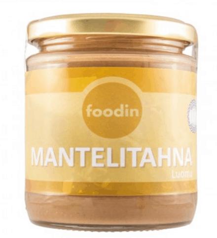 Mantelitahna Luomu 250g- Foodin