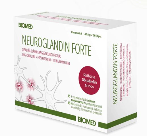 Neuroglandin Forte 36 kaps - Biomed