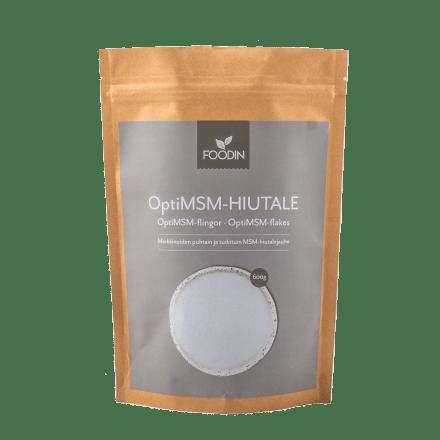 OptiMSM-hiutale 600g FOODIN